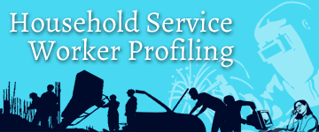 household service worker profiling